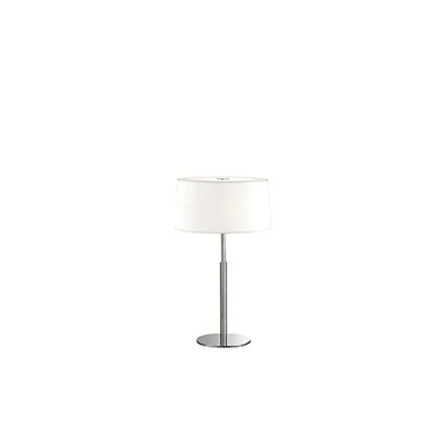 Stolní lampa Ideal Lux HILTON TL2 Bianco