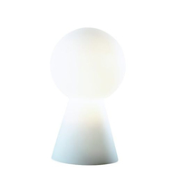 Stolní lampa Ideal Lux BIRILLO TL1 Small Bianco