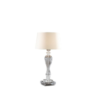Stolní lampa Ideal Lux Voga TL1 bianco
