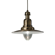 Lustr Ideal Lux FIORDI SP1 BIG BRUNITO