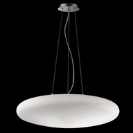 Lustr Ideal Lux SMARTIES Bianco SP5 D60