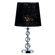 Stolní lampa Ideal Lux STEP TL1 Big Nero