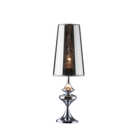 Stolní lampa Ideal Lux ALFIERE TL1 SMALL Cromo