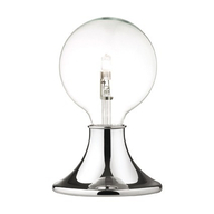 Stolní lampa Ideal Lux TOUCH TL1 CROMO