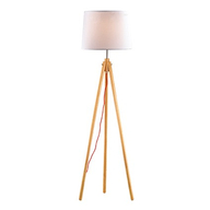 Stojací lampa Ideal Lux York PT1 wood