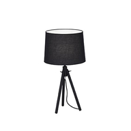 Stolní lampa Ideal Lux YORK TL1 BIG NERO