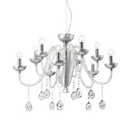 Lustr Ideal Lux Camelia SP10 Argento